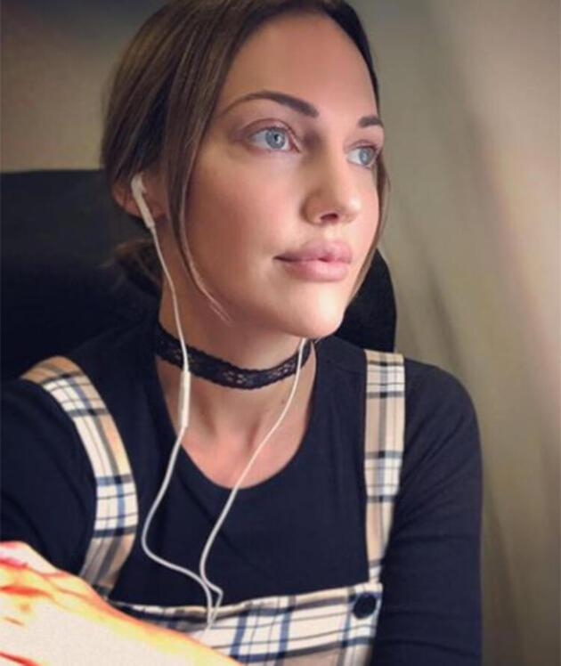 Meryem Uzerli aşı için Türkiye'ye dönüş yapıyor