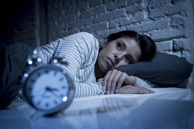 Uykusuzluk çekenlerde rastlandı! Meğer o hastalığı tetikliyormuş