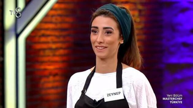 MasterChef Zeynep'in estetikli hali görenleri şoke etti