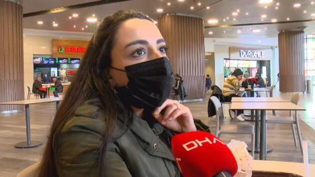Restoranlar açıldı: AVM'lerin yemek katları doldu taştı