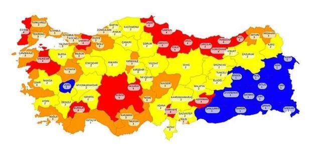 Risk haritasındaki mavi bölgelerin başarı sırrı ne?