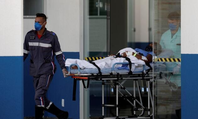Güney Amerika'da mutasyon kabusu: Günlük can kaybı rekoru kırıldı, sağlık sistemi çöktü