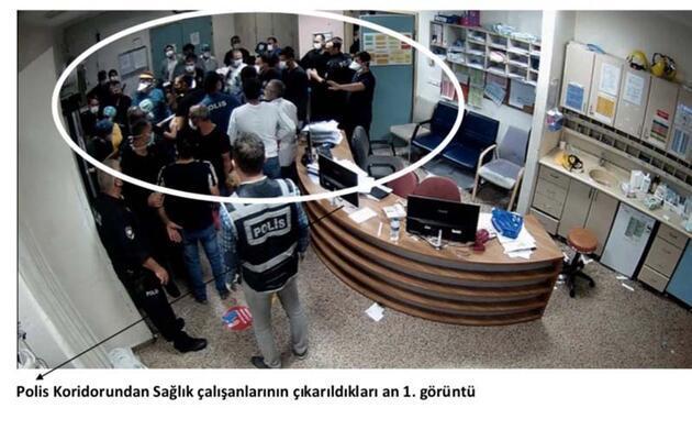 Türkiye bu görüntüleri konuşmuştu! Sağlık çalışanlarına saldıran sanıkların cezası belli oldu