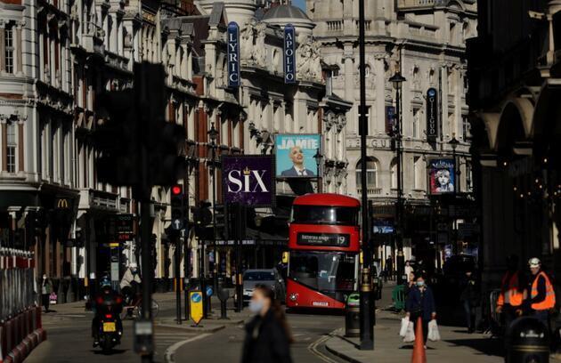 İngiltere'de aşılama programı etkisini gösteriyor: Vakalar belirgin bir şekilde düştü!