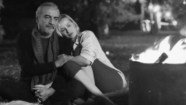 Yılmaz Erdoğan şiir yazdı, Didem Soydan'ı ağlattı