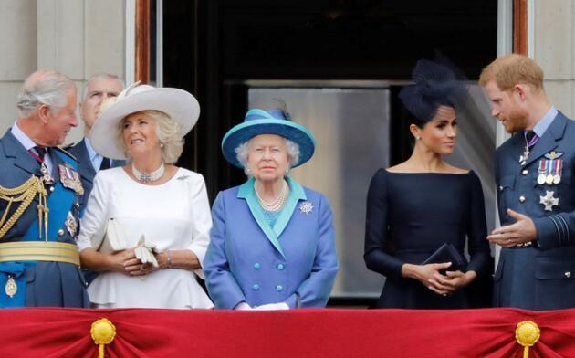 """Meghan Markle'dan kraliyete şok suçlamalar: """"Sessiz kalmamızı nasıl bekleyebilirler bilmiyorum"""""""