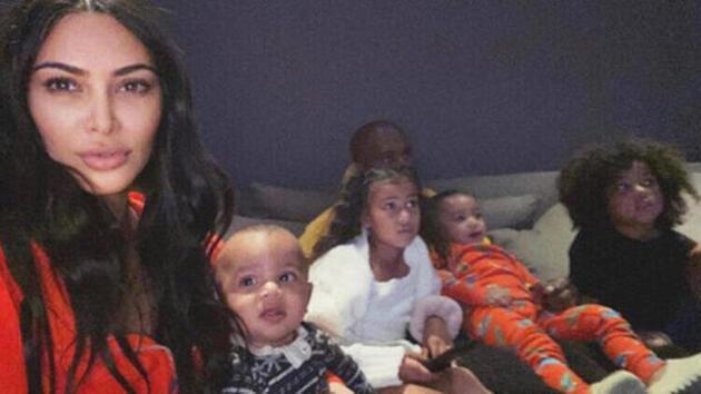 Kim Kardashian ile Kanye West'in boşanma davasında yeni detay