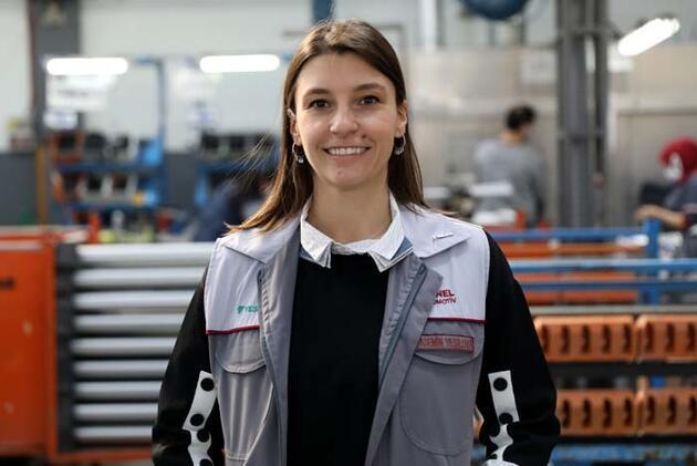 """Ağır sanayinin kadın çalışanları anlattı: """"Ağırlık kaldırıyoruz, testere kullanıyoruz"""""""