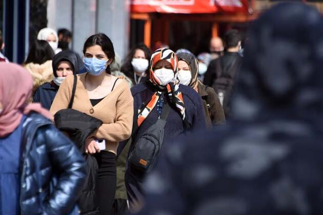 'Çok yüksek riskli' Konya'da sıcak hava, koronavirüsü unutturdu