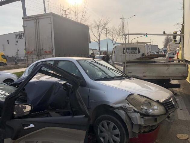 Bursa'da 4 kişinin öldüğü TIR faciasında şoför: Çarpmaya engel olamadım