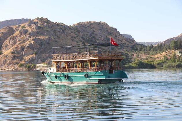 Güneydoğu'nun sakin şehri 'Halfeti' yeni sezonda 1 milyon turist hedefliyor