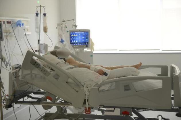 Ankara Şehir Hastanesi'nde hasta sayısı yüzde 51 arttı