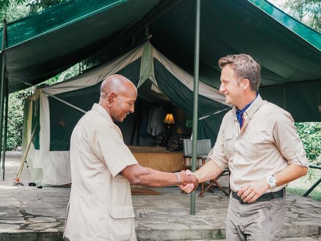 Afrika'nın kalbi Masai Mara'da safari! Miray Öncü yazdı...