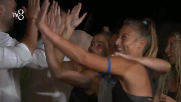 MasterChef'in eski yarışmacıları Survivor yarışmacıları için yemek yaptı