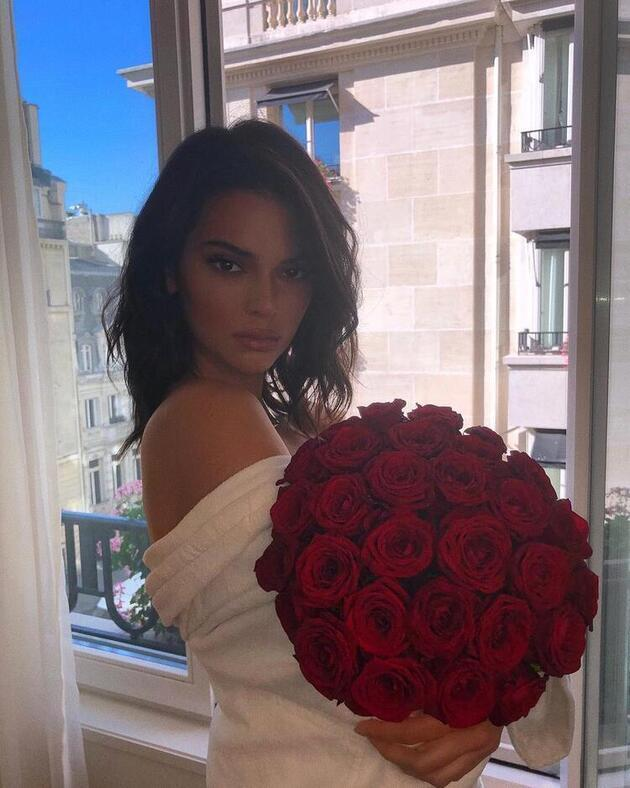 Kendall Jenner polisten koruma istedi