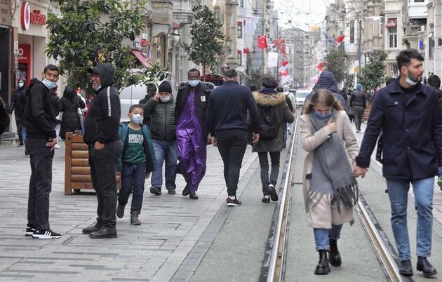 Son dakika! İstanbul'daki korona tablosu çok vahim! Fotoğraflar bugün çekildi
