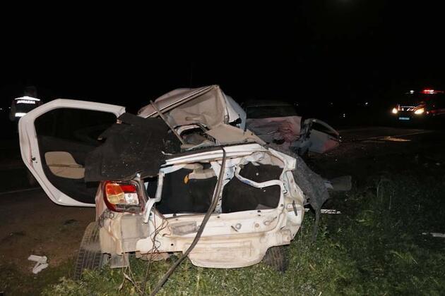 Son dakika haberi... Şanlıurfa'da feci kaza! Çok sayıda ölü var