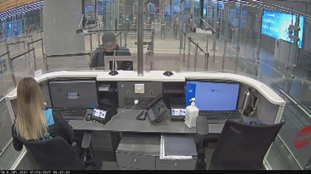 FETÖ şüphelileri havalimanında yakalandı