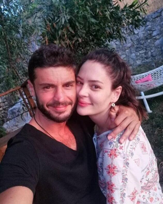Berk Oktay, Yıldız Çağrı Atiksoy'un doğum gününü kutladı