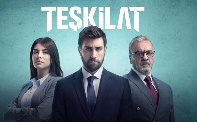 'Teşkilat'ta yeni bölüm: Serdar, Ceren'e evlenme teklif ediyor