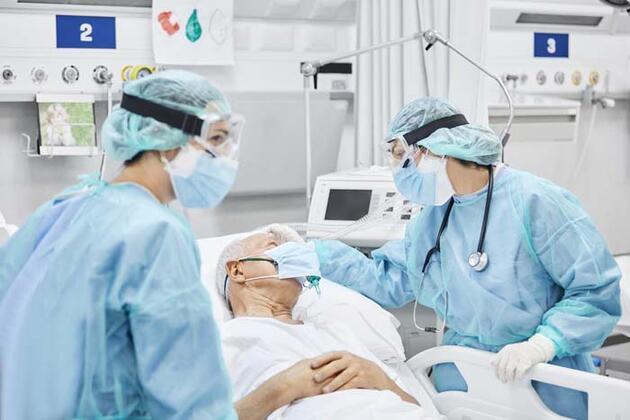 Covid-19 hastaları ile ilgili çarpıcı tespit! Taburcu edildikten bir ay sonra...