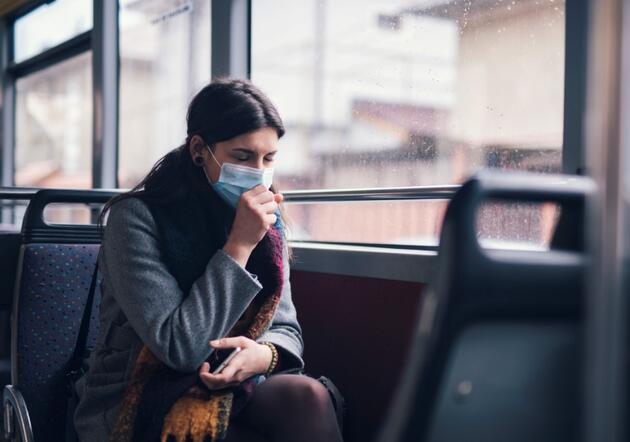 Pandeminin genel seyri değişti: Yeni bir belirti daha ortaya çıktı