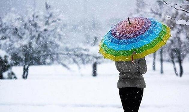 Son dakika haber... Sıcaklıklar düşüyor! Kar yağışı kapıda