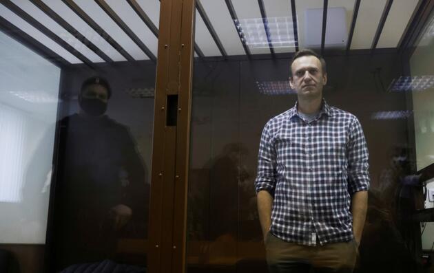 Rusya'da tutuklu muhalif Navalny'in sağlık durumu hakkında kritik açıklama