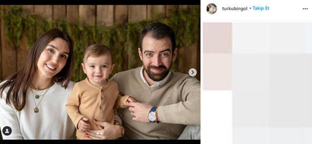 Türkü Bingöl oğlunun yeni yaşını sosyal medyadan böyle kutladı