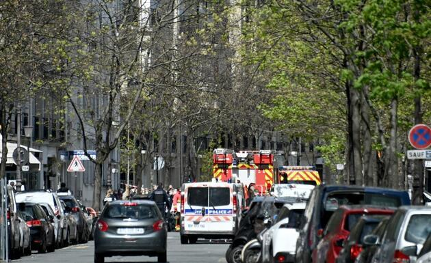 Son dakika... Fransa'nın başkenti Paris'te silahlı saldırı