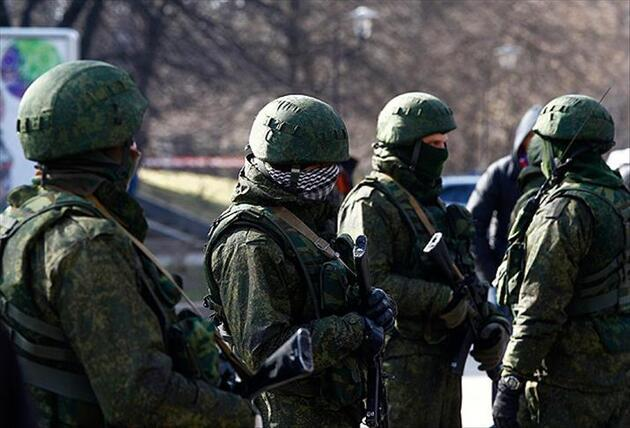 CIA'den Ukrayna açıklaması: Rusya'nın askeri yığınağı ciddiye alınmalı