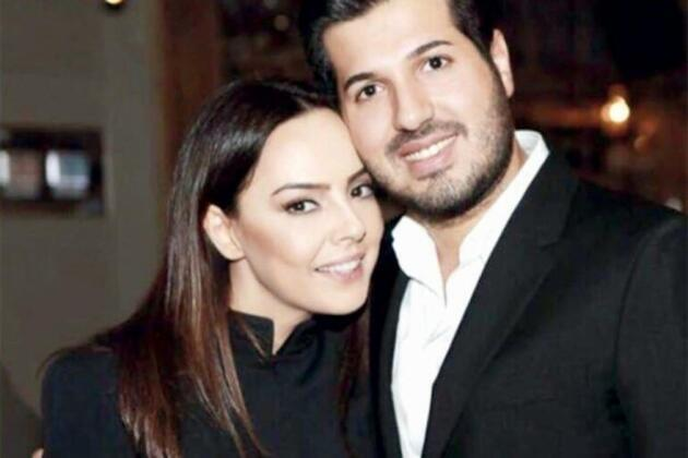 Ebru Gündeş ile Reza Zarrab'ın boşanma davasında olay yaratan Hadise iddiası