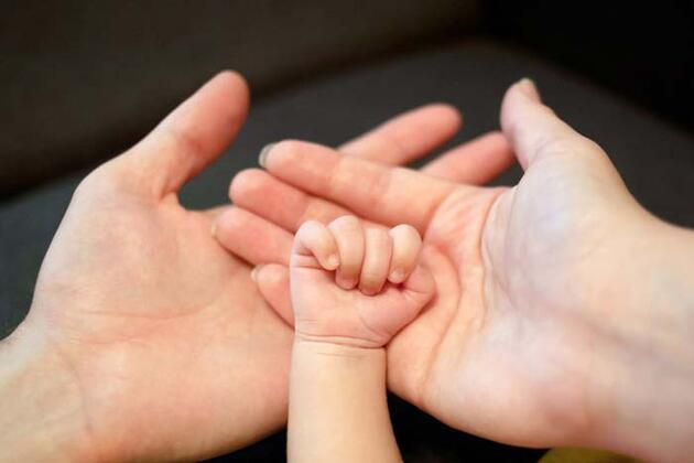 Çok nadir görülüyor, herkes şokta! Hamileyken hamile kalan kadının 2 çocuğu oldu