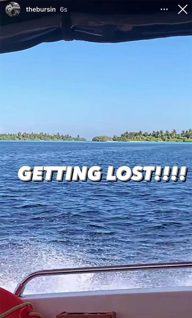 Hande Erçel ile Kerem Bürsin hakkında bomba iddia! Maldivler'e mi gittiler?