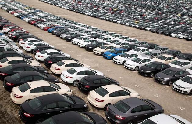 2. elde en çok talep edilen 10 otomobil!