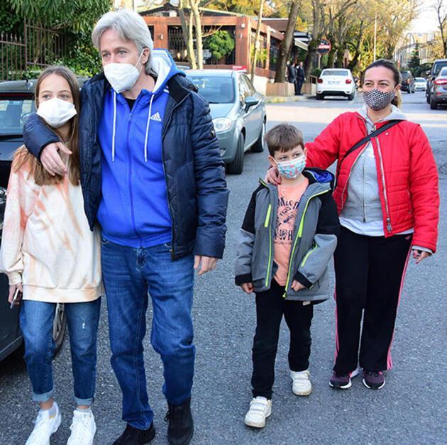 Kaan Cüreklibatur, babası Cüneyt Arkın'ın son sağlık durumunu açıkladı