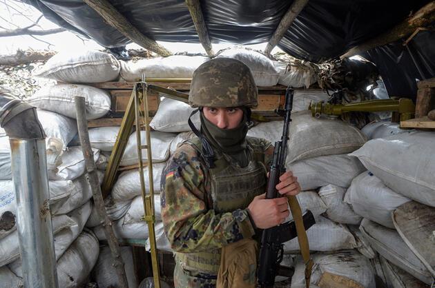 Ukrayna'nın asker ve tatbikat kararına Rusya'dan tepki