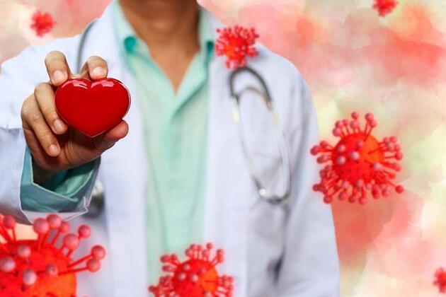 Koronavirüs hastalarına 'kalp' uyarısı! Bu belirtiler ölümcül olabilir