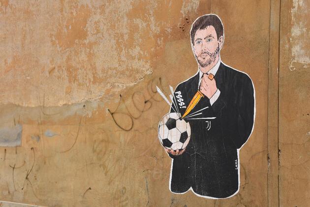 """Futbolun katili Andrea Agnelli"""