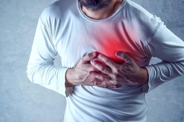 Göğüs ağrısı ve nefes darlığı 15 dakikadan fazla sürüyorsa dikkat!