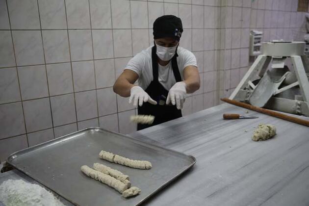 'Malatya kurabiyesi' Ramazan'da da damakları tatlandırıyor