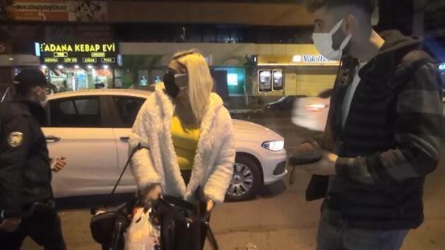Esenyurt'ta turist gibi dolaşan yabancı uyruklu kişilere ceza yağdı