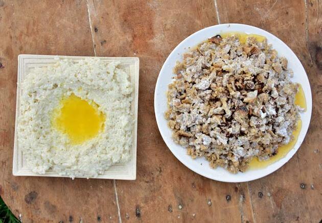 Damak çatlatan asırlık lezzetler 'keledoş' ve 'mastuva'! 'Tadanlar çok mutlu oluyor'