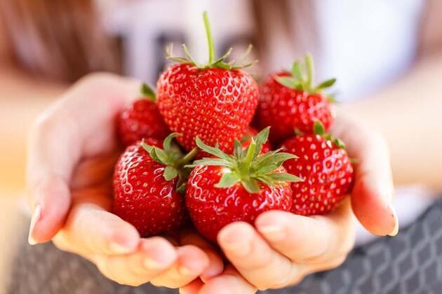 Baharda enerjinizi zirveye çıkaracak 10 besin