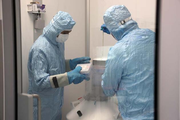 Sputnik V aşısının üretileceği tesisleri,ilk kez görüntülendi