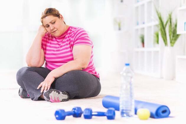 7 adımda fazla kilolara son! Diyete rağmen kilo veremiyorsanız sebebi bu olabilir!