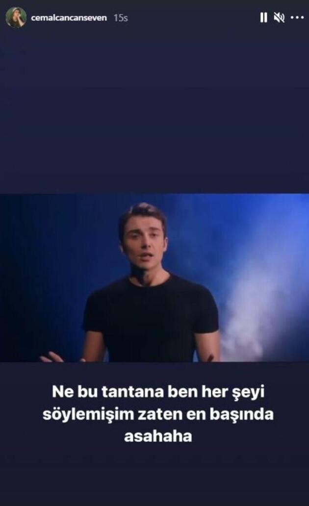 Cemal Can Canseven'den Barış Murat Yağcı'ya yanıt gecikmedi