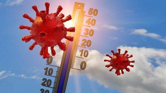 Çarpıcı araştırma: Sıcak hava ve güneş ışığı Covid-19'un yayılımını azaltıyor!
