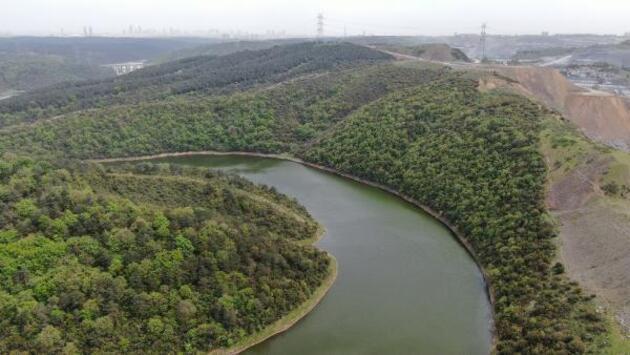 İstanbul barajlarında doluluk oranları yeniden düşüşe geçti