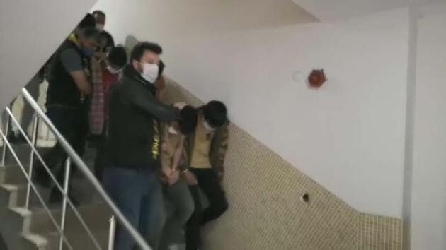Arnavutköy'de nefes kesen rehine operasonu